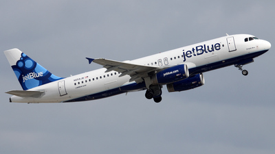 N659JB - Airbus A320-232 - jetBlue Airways