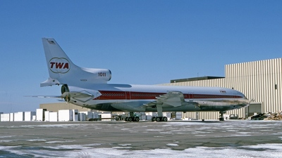 N31024 - Lockheed L-1011-1 Tristar - Trans World Airlines (TWA)