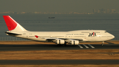 JA8911 - Boeing 747-446(BCF) - Japan Airlines (JAL)