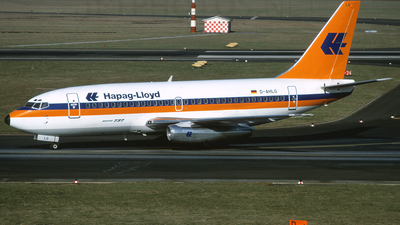 D-AHLG - Boeing 737-2K5(Adv) - Hapag-Lloyd