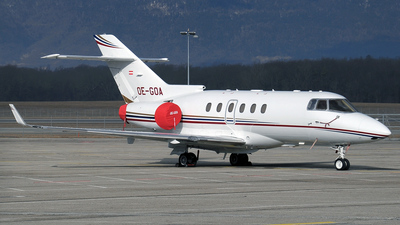 OE-GOA - Hawker Beechcraft 900XP - Private