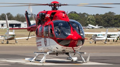 VH-SYG - Eurocopter BK117C-2 - CHC Helicopters Australia