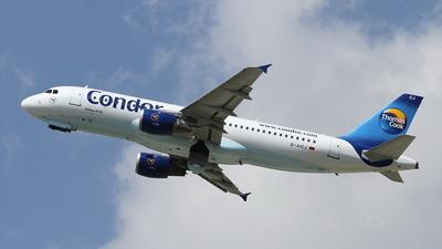 D-AICJ - Airbus A320-212 - Condor