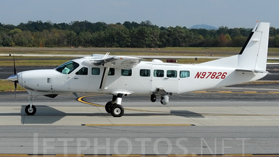 N97826 - Cessna 208B Grand Caravan - Private