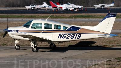 A picture of N62819 - Beech C24R Sierra - [MC772] - © Agustin Anaya