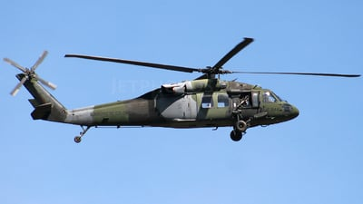 EJC2144 - Sikorsky UH-60L Blackhawk - Colombia - Army
