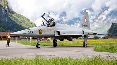 J-3092 - Northrop F-5E Tiger II - Switzerland - Air Force