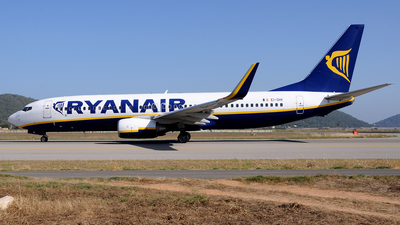 EI-DHI - Boeing 737-8AS - Ryanair