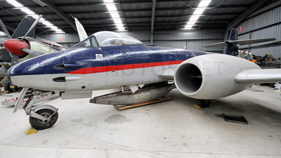 A77-868 - Gloster Meteor F.8 - Camden Museum of Aviation