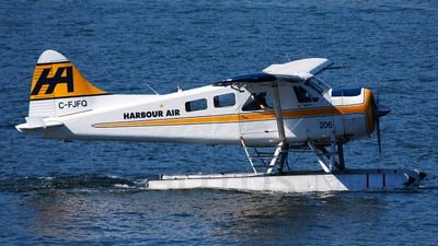 C-FJFQ - De Havilland Canada DHC-2 Mk.I Beaver - Harbour Air
