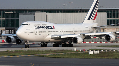 F-GISC - Boeing 747-428 - Air France