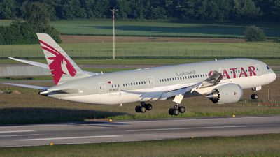 A7-BCC - Boeing 787-8 Dreamliner - Qatar Airways