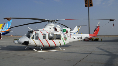 HZ-RC08 - Bell 412HP - Saudi Arabia - Red Crescent Authority