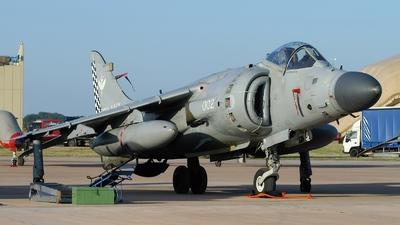 ZH798 - Hawker Siddeley Sea Harrier F/A.2 - United Kingdom - Royal Navy