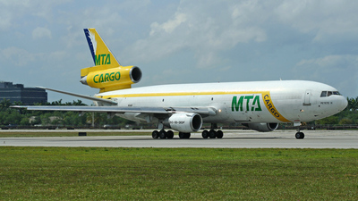 N304SP - McDonnell Douglas DC-10-30(F) - MTA Cargo (Master Top Airlines)