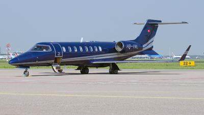 A picture of HBVML - Learjet 45 -  - © Dutch