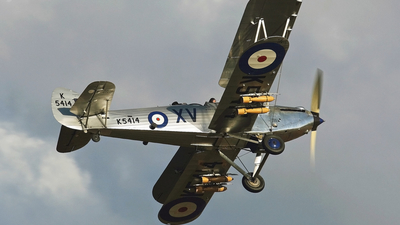 G-AENP - Hawker Hind - Private