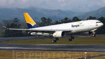 N330QT - Airbus A330-243F - Tampa Cargo
