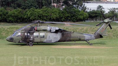EJC-2141 - Sikorsky UH-60L Blackhawk - Colombia - Army