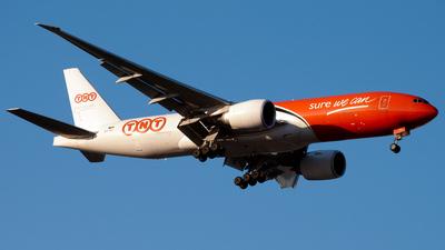 OO-TSC - Boeing 777-FHT - TNT Airways