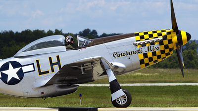 N83KD - North American P-51D Mustang - Private