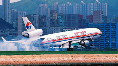 McDonnell Douglas MD-11 - China Eastern Airlines