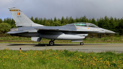 FB-15 - General Dynamics F-16BM Fighting Falcon - Belgium - Air Force