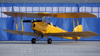 HU-512 - De Havilland DH-82 Tiger Moth - India - Air Force