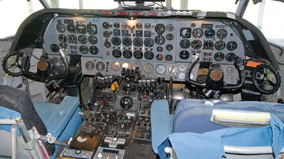 Simulator - Vickers Vanguard - United Kingdom - Royal Air Force (RAF)