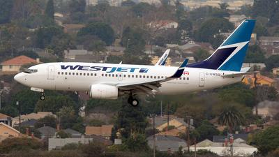 Boeing 737-7CT - WestJet Airlines
