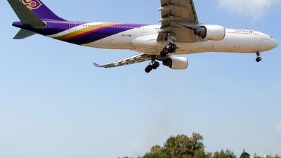 HS-TEM - Airbus A330-323 - Thai Airways International