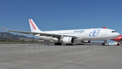 EC-KOM - Airbus A330-202 - Novair (Air Europa)