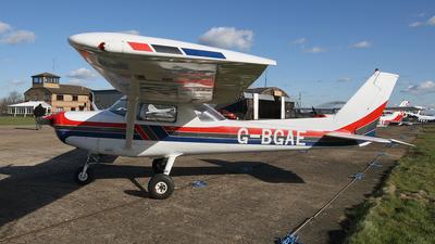 G-BGAE - Reims-Cessna F152 - Private