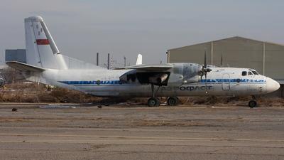 UN-26649 - Antonov An-26 - Aeroflot