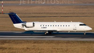 D-ACRI - Bombardier CRJ-200ER - Private