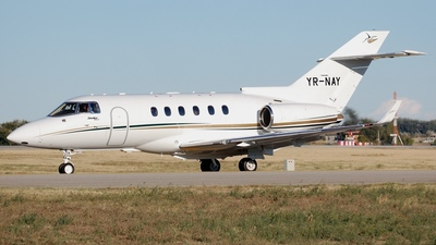 YR-NAY - Raytheon Hawker 900XP - Private