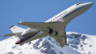 CS-DLC - Dassault Falcon 2000EX - NetJets Europe