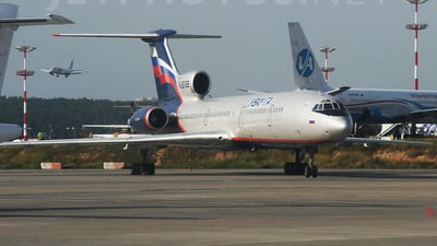 RA-85765 - Tupolev Tu-154M - Ulyanovsk Higher Civil Aviation School