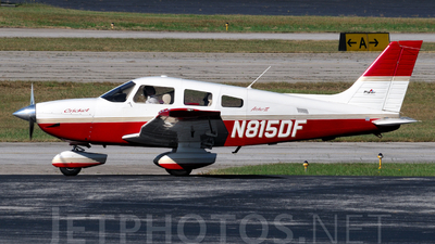 A picture of N815DF - Piper PA28181 - [2843295] - © Agustin Anaya