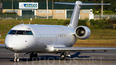 EC-HTZ - Bombardier CRJ-200ER - Air Nostrum