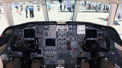 XA-MAM - Dassault Falcon 200 - Private
