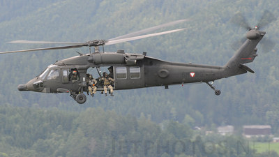6M-BG - Sikorsky S-70A-42 Blackhawk - Austria - Air Force