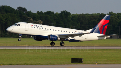 N637CZ - Embraer 170-200LR - Delta Connection (Compass Airlines)