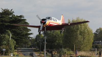 ZK-SSR - Yakovlev Yak-18T - Private