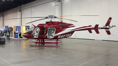 N407SG - Bell 407 - Private