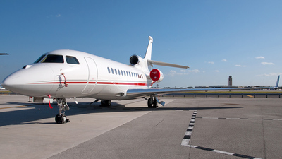 N54TN - Dassault Falcon 7X - Private