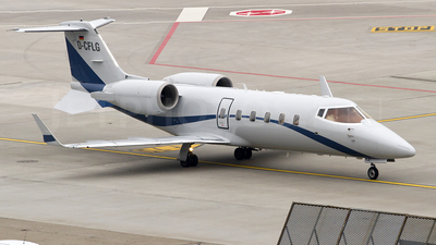 A picture of DCFLG - Learjet 60 -  - © Peter Menner