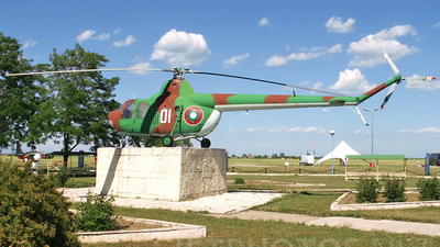 01 - Mil Mi-1 Hare - Bulgaria - Air Force