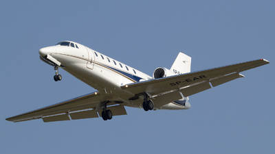 SP-EAR - Cessna 680 Citation Sovereign - Jet Story