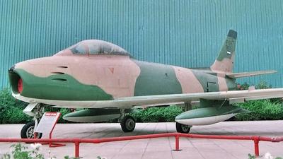 FAH-3006 - Canadair CL-13A-4 Sabre - Honduras - Air Force